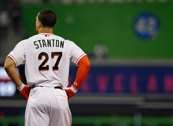 The Marlins might only pay Giancarlo Stanton $107 million