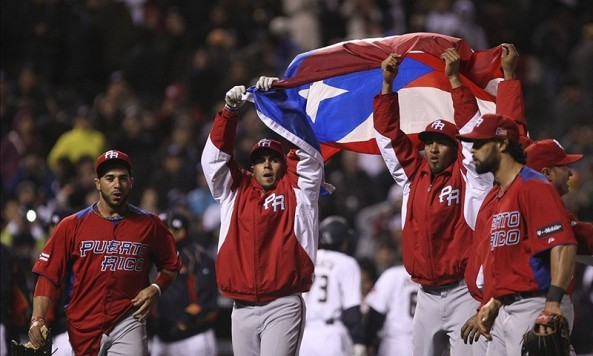 Puerto Rico flag celebration WBC(1)