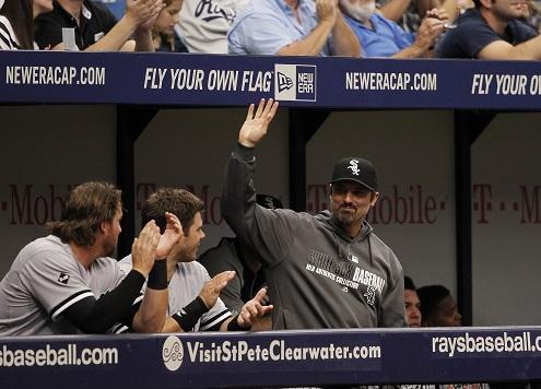 Retiring White Sox star Paul Konerko