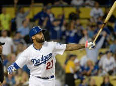 New Padres OF Matt Kemp