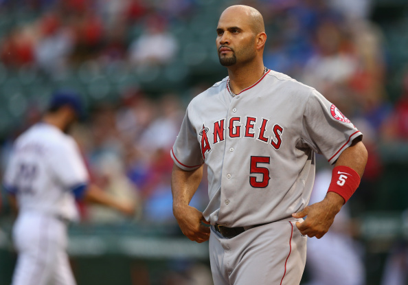 Bad contract Albert Pujols