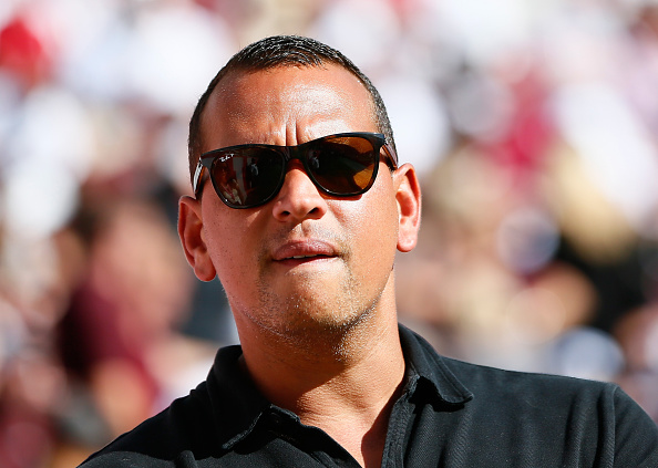 Bad contract Alex Rodriguez