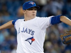 Aaron Sanchez of the Blue Jays
