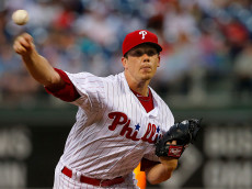 Jeremy Hellickson of the Phillies