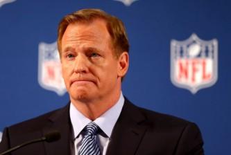 NFL Commissioner Roger Goodell News Conference