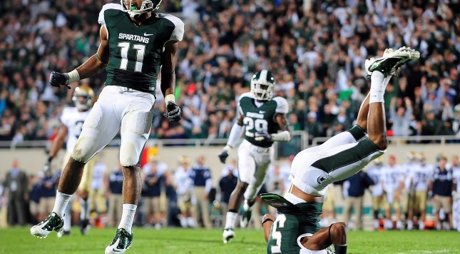 If Michigan State were a stock, quit your job and buy all of it.