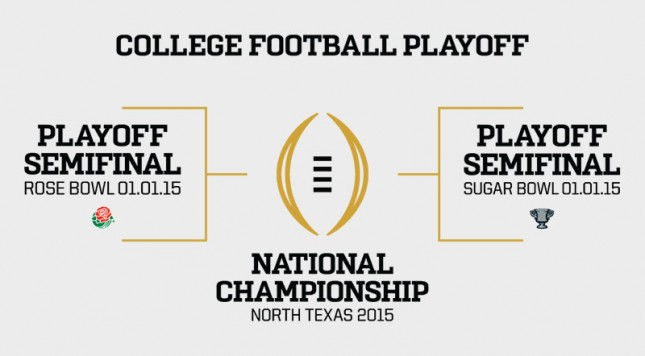 The introduction of semifinals before a national title game? Very, very good. The process by which the four College Football Playoff teams will be chosen? That's not likely to be as satisfying or clear-cut for all parties involved.
