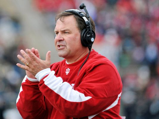 Kevin Wilson's Hoosiers will thrive under Brian Knorr's 3-4 scheme (Photo: Sandra Dukes, USA TODAY Sports)