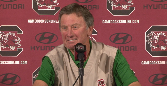 Spurrier grin