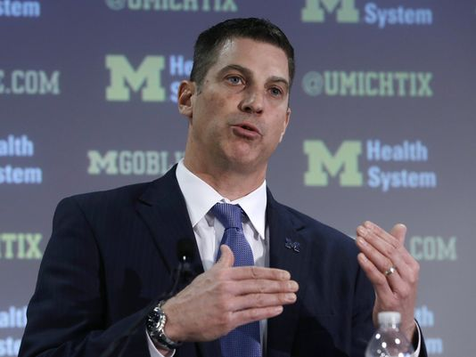 "If Doug Nussmeier cleans up the mess Al Borges left behind at Michigan, he'll save Brady Hoke's job... and earn the attention of other quality programs in search of a new ""Numero Uno,"" at least if he wants to become one."