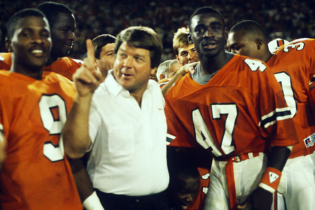 After winning the 1987 national title, Jimmy Johnson and the Miami Hurricanes beat Florida State, 31-0, in the 1988 season opener. That was an unusually significant week-one game. Will week one carry a lot of weight this season, for better or worse? That's always one of the most fascinating questions in a college football year.