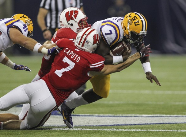 LSU's win over Wisconsin and Auburn's win over Kansas State did more to shape perceptions (and resumes) in the 2014 college football season than any other non-conference games. This point cannot be forgotten when a full account of the season is ultimately rendered.