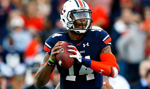 From one vantage point, Auburn's passing game with Nick Marshall will be a foremost factor in Saturday's game against Mississippi State.