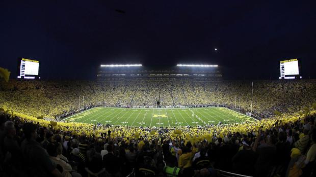 Notre Dame v Michigan