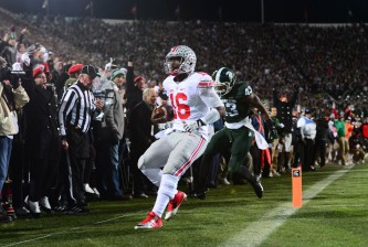 NCAA Football: Ohio State at Michigan State