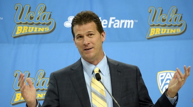 NCAA Basketball: UCLA-Steve Alford Press Conference