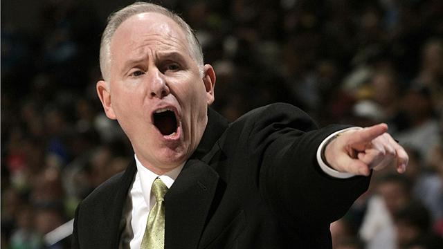 Jim Larranaga is trying to point his Miami Hurricanes to a first Final Four in program history.