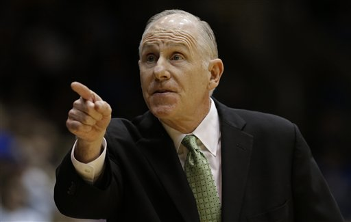 Jim Larranaga is pursuing an ACC regular season championship. If he beats Notre Dame on Wednesday, he should be able to celebrate.