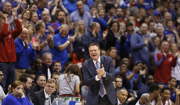 Bill Self's body of work in the Big 12 is second to none. You can reasonably claim that the Big 12 stumbled this season -- Iowa State and Oklahoma tossed in some perplexing losses -- but that doesn't change or diminish what Self has done at Kansas. A run of 11 straight regular-season championships in a contentious power conference is amazing  beyond belief... and will always remain that way.