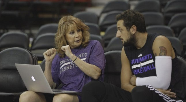 If not us, who? If not now, when? Those questions echo through the world of men's college basketball, as it waits for the first female head coach. Nancy Lieberman could soon emerge from the mess in Sacramento, giving athletic directors a chance to make history... and improve their program.