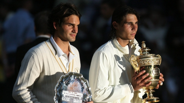 Many people felt that in the mid-2000s -- roughly 10 years ago -- Roger Federer's reign atop men's tennis was boring. Some might still adhere to what they thought and felt a decade ago, but many of them surely meant to say that the REALITY of Federer dominating with little resistance is what was boring. Well, Rafael Nadal changed that in the 2008 Wimbledon final. He didn't just beat Federer on the clay where he was so comfortable; he beat Fed on the grass where the Swiss towered above everyone else for years. Nadal overtook Federer. Then, Novak Djokovic overtook Nadal and might pass him on the list of all-time major singles titles. The example of men's tennis is the example the rest of women's college basketball must absorb. The greatest of champions can be exceeded. Where's the coach who will do for one program what Geno Auriemma did at  UConn when Pat Summitt and Tennessee were dominating women's hoops in the 1990s?