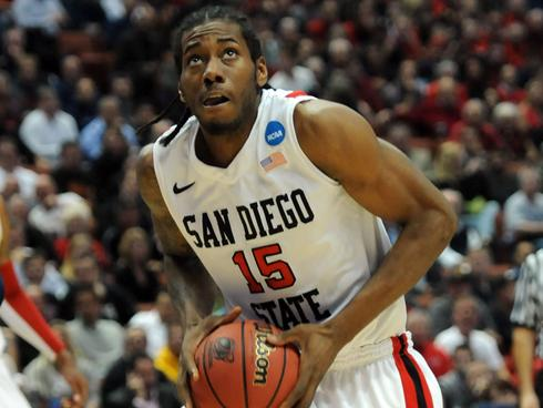 Kawhi Leonard is just one of dozens of men who helped San Diego State compile one of the greatest streaks in sports history: 164.