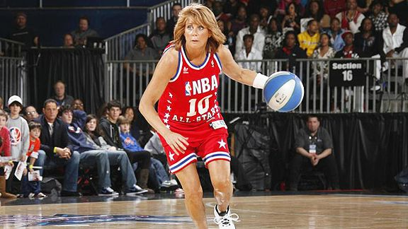 Nancy Lieberman didn't have the WNBA to turn to in the early 1980s. The lack of a robust, durable women's professional basketball league robbed Lieberman of the chance to acquire a place in our sporting culture which is worthy of her talents. How fitting it would be if an athletic director seeking to fill a men's coaching vacancy gave Lieberman the opportunity of a lifetime. Naturally, Lieberman has to want the job, but if she thinks big, an AD should give the idea some thought.