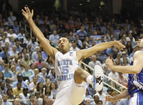 Had this injury to Kendall Marshall not occurred in the 2012 NCAA Tournament, North Carolina probably wouldn't be sitting on a seven-year Final Four drought. Life. Sports.