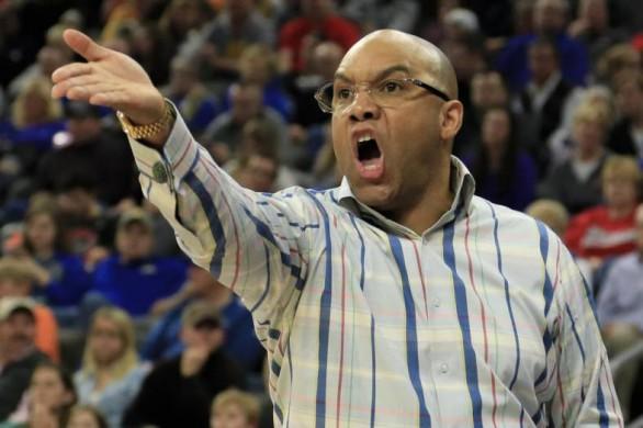 Syracuse coach Quentin Hillsman.