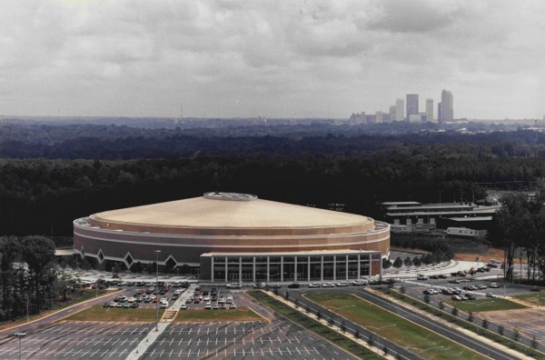 Charlotte Coliseum no longer exists. When it did, it hosted the 1994 Final Four and the 1991 Southeast Regional, plus other regionals and NCAA tournament games through the years.