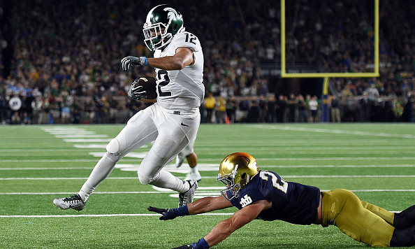 College Football Odds Michigan State Spartans at Notre Dame Fighting Irish