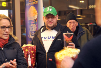 Donald Trump Provides Free Viewing Of Benghazi Movie At Iowa Theater