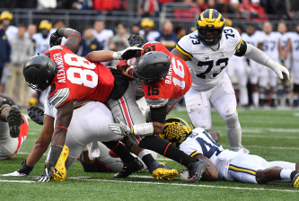 Michigan v Ohio State