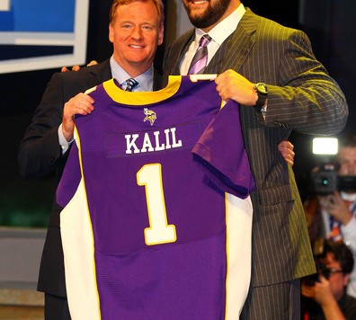 Kalil_Drafted