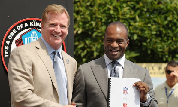 Goodell Smith New CBA