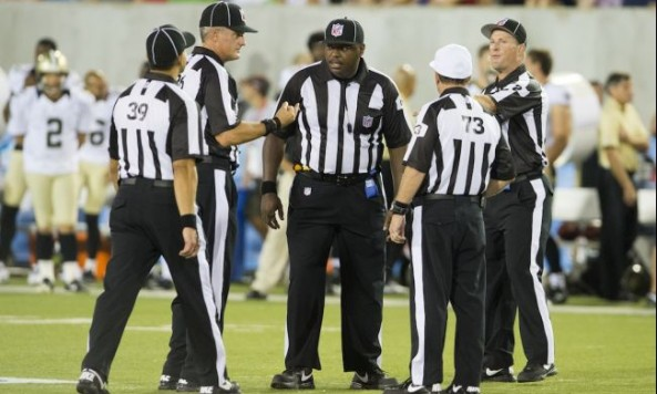NFL Ref Huddle