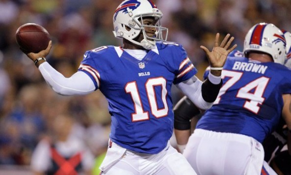 Vince Young Bills
