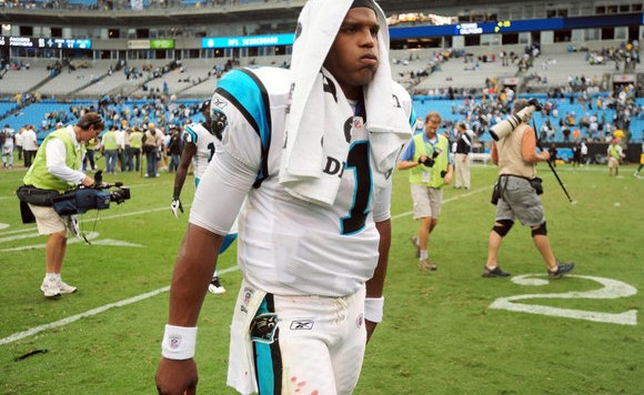 Cam Newton Towel