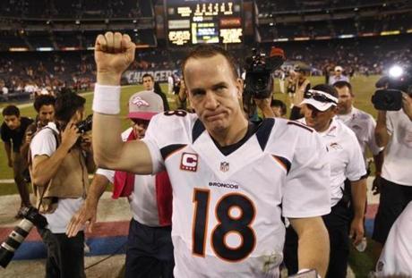 Peyton Manning Triumph