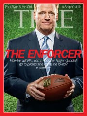 Goodell Time Cover