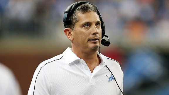 Jim Schwartz could be out in Detroit  This Given Sunday