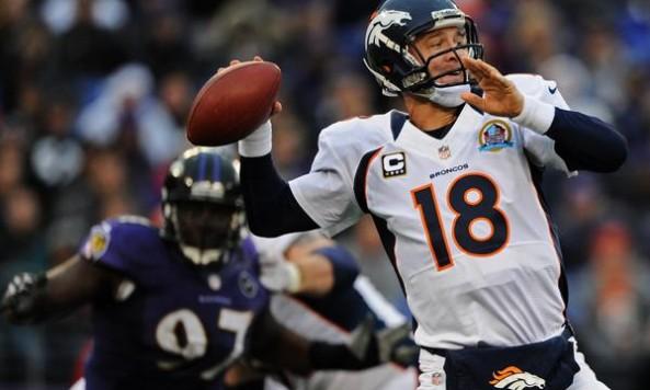 Manning Ravens Broncos