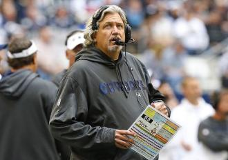 Rob Ryan Fired