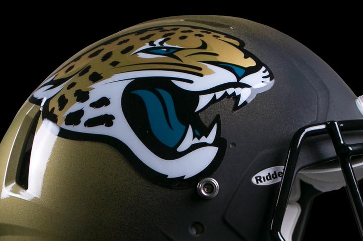 Jaguars New Helmet 2013 Jaguars uniform...