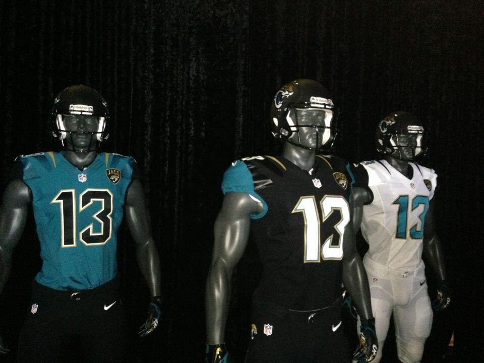 and getty jaguars jaguar chicago the new bears displayed nike titans picture unveiling event during uniforms jacksonville nfl images jerseys photos are tennessee unveils