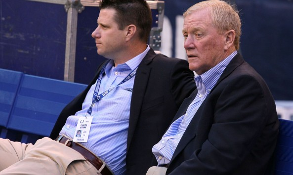 Chris and Bill Polian