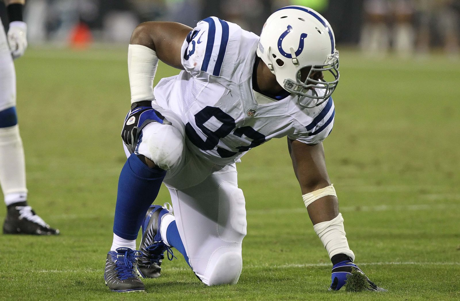 Dwight Freeney Chargers Agree To Terms This Given Sunday