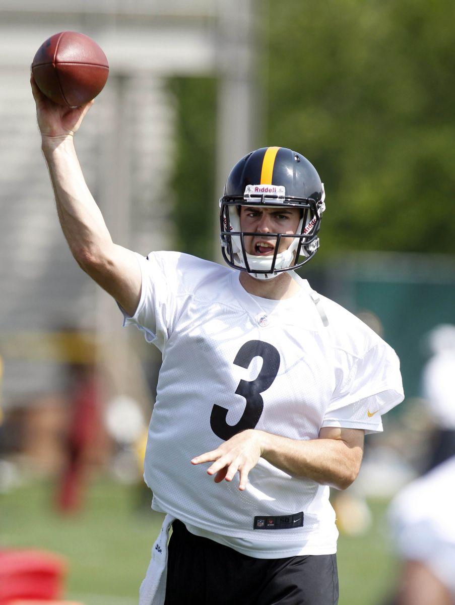 Steelers qb gay