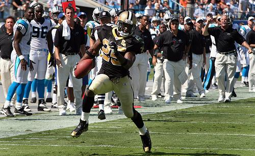 Reggie Bush Saints