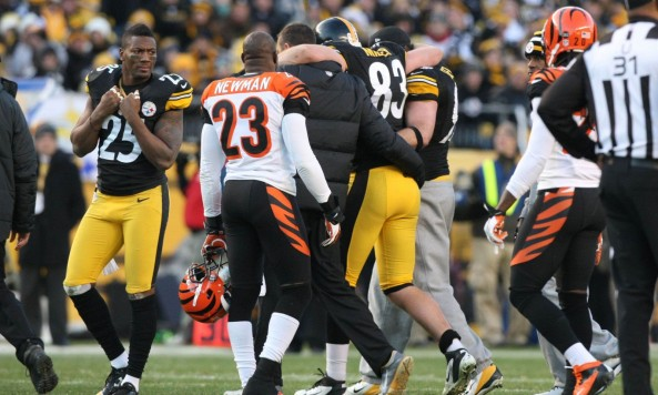 Heath Miller Injury